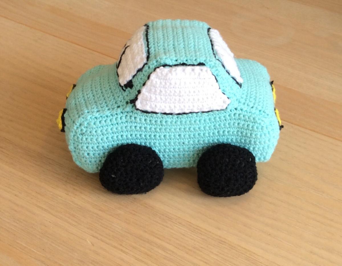 Hækl en bil