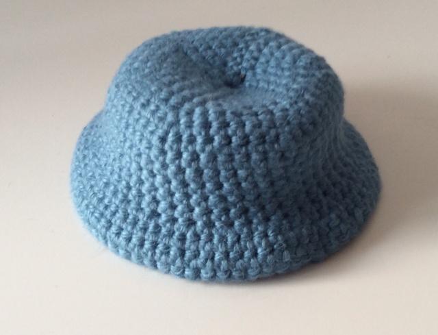 Hat til bamse